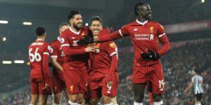 Salah y Mané hunden al Newcastle de Benítez en su regreso a Anfield