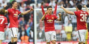 2-1. Ander Herrera rescata al United y logra el billete para la final de Copa
