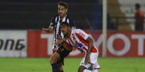 Junior sufrió para ganar 1-0 a Alianza Lima en la Libertadores