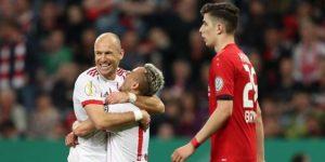 2-6. El Bayern destroza al Leverkusen y está en la final de la Copa alemana