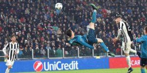 0-3. El Madrid conquista Turín con una 'chilena' para la leyenda de Cristiano