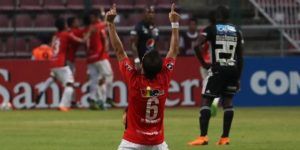 2-1. El colombiano Sierra le da vida al Deportivo Lara con un doblete