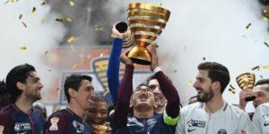 París SG gana 3-0 a Mónaco y conquista su quinta Copa de la Liga seguida