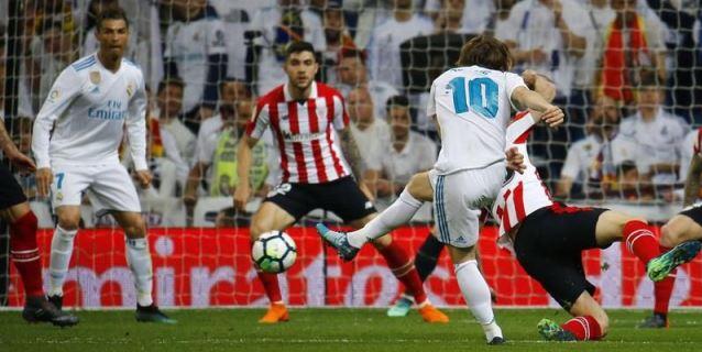 1-1. El Real Madrid se topa con un muro llamado Kepa