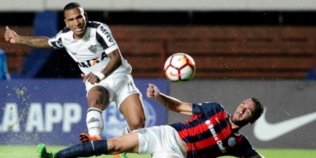 San Lorenzo mereció algo más ante un Atlético Mineiro inofensivo