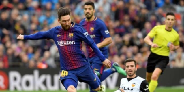 El Barça cura las penas ante el Valencia y logra récord de imbatibilidad de la Liga