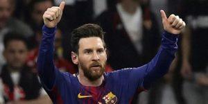 """La Justicia de la UE falla a favor de Lionel Messi en la disputa sobre la marca """"Messi"""""""