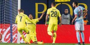 4-1. Bacca acerca al Villarreal a Europa y aleja al Celta