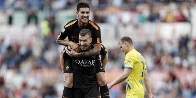 El Roma afianza su tercera plaza en la Serie A y ya piensa en el Liverpool