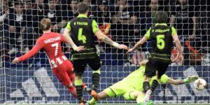 Atlético de Madrid y Arsenal demuestran su favoritismo en Europa League
