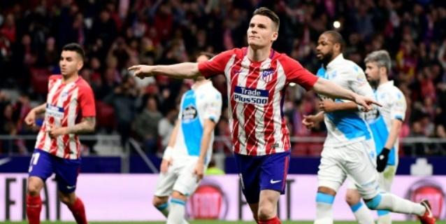 El Atlético gana con apuros al vicecolista y consolida segunda plaza