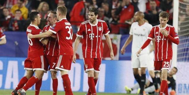 1-2. El Bayern deja la semifinal muy favorable para el Allianz Arena