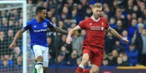 Tras humillar al City, el Liverpool solo puede empatar en derbi con Everton