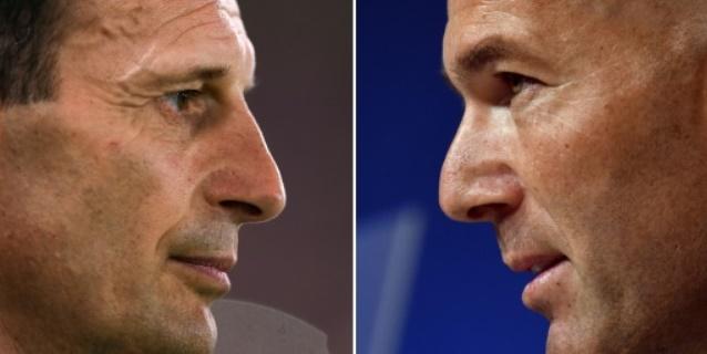 Juventus y Real Madrid reviven la última final de 'Champions'