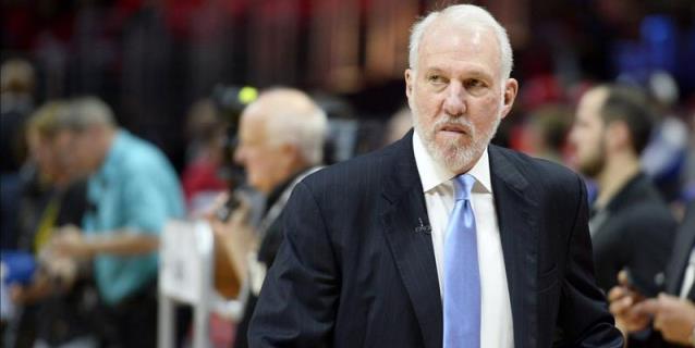 La muerte de Erin Popovich, esposa del entrenador de los Spurs, causa desolación en la NBA