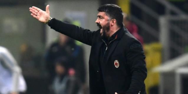 Genaro Gattuso renueva como entrenador del Milan hasta 2021