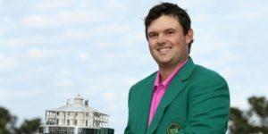 El estadounidense Patrick Reed se hace grande en Augusta