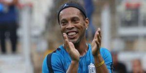 Ronaldinho espera que Neymar llegue a Rusia y ayude a Brasil a ganar Mundial