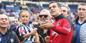 Rafa Márquez, el primer héroe del fútbol mexicano en el siglo XXI, dice adiós