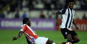 0-2. Junior revive y en su primer triunfo en el Grupo H vence a Alianza Lima