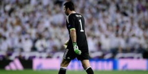 La 'Champions', el eterno terreno vetado para Buffon