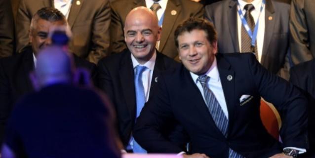 Presidente de la FIFA se congratula por reformas y transparencia en Conmebol
