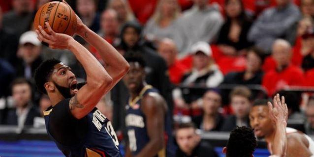 131-123. Davis anota 47 puntos y Pelicans pasan a semifinales con barrida