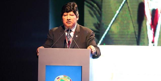 El presidente de la Federación Peruana de Fútbol afronta una segunda denuncia por asesinato