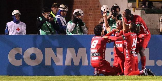 Patriotas le gana 1-0 al Junior en el partido del regreso de Julio Comesaña
