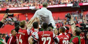 Inglaterra se rinde ante el legado de Arsene Wenger