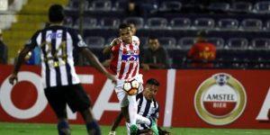 Junior busca vencer a Alianza Lima para seguir con vida en la Libertadores