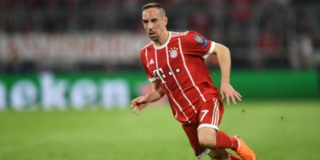 Ribéry renueva por un año con el Bayern de Múnich