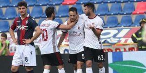 Milan, Atalanta y Sampdoria ganan y mantienen la pugna por la Liga Europa