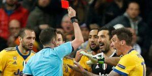"""El árbitro """"tiene una bolsa de basura en lugar de corazón"""", critica Buffon"""