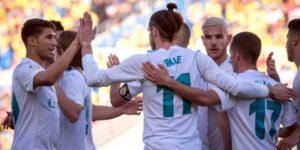 Bale hace de Cristiano Ronaldo y el Real Madrid se acerca al Atlético