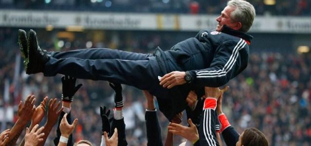 De Ancelotti a Heynckes, la extraña y exitosa temporada del Bayern