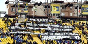 La UD Las Palmas desciende a Segunda tres años después
