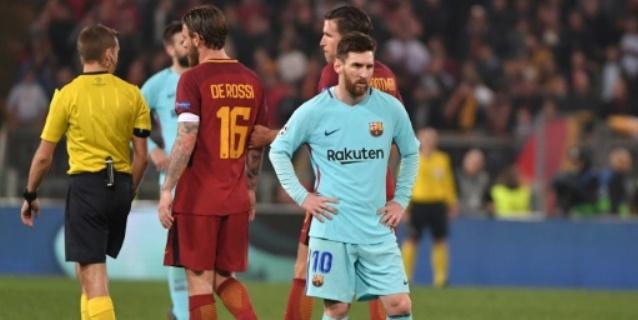 El Barcelona baja del cielo al infierno en la 'Champions'
