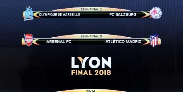 Arsenal y Atlético de Madrid protagonizarán una 'final' anticipada de la Europa League