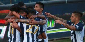 Torneo de Verano: Alianza Lima vuelve al triunfo al ganarle a Sport Rosario