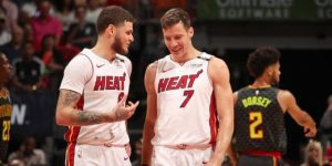 Miami logra boleto a los playoffs y LeBron con nuevo récord