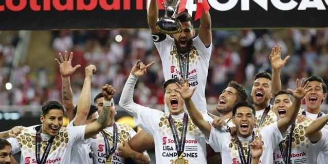 Guadalajara vence al Toronto en la serie de penaltis y es campeón de la Concacaf