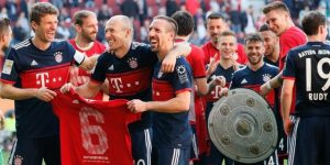 Sexta Bundesliga consecutiva para el Bayern Múnich, el triplete aún es posible