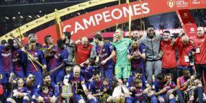 0-5. El Barcelona recupera la excelencia y revalida la corona
