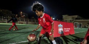 En El Cairo, una academia para buscar nuevos Mohamed Salah
