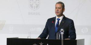 Rogerio Caboclo fue elegido presidente de la Confederación Brasileña de Fútbol