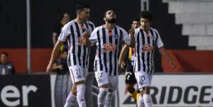 Libertad de Paraguay golea 3-0 a The Strongest de Bolivia por Grupo 3 de Libertadores