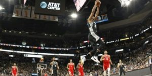 Spurs y OKC logran boletos a los playoffs del Oeste y los Wolves, cada vez más cerca