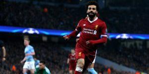 Salah marca su gol 31 en la Premier e iguala a Suárez, Cristiano y Shearer