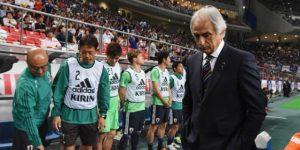 Japón despide a su seleccionador Halilhodzic a dos meses del Mundial